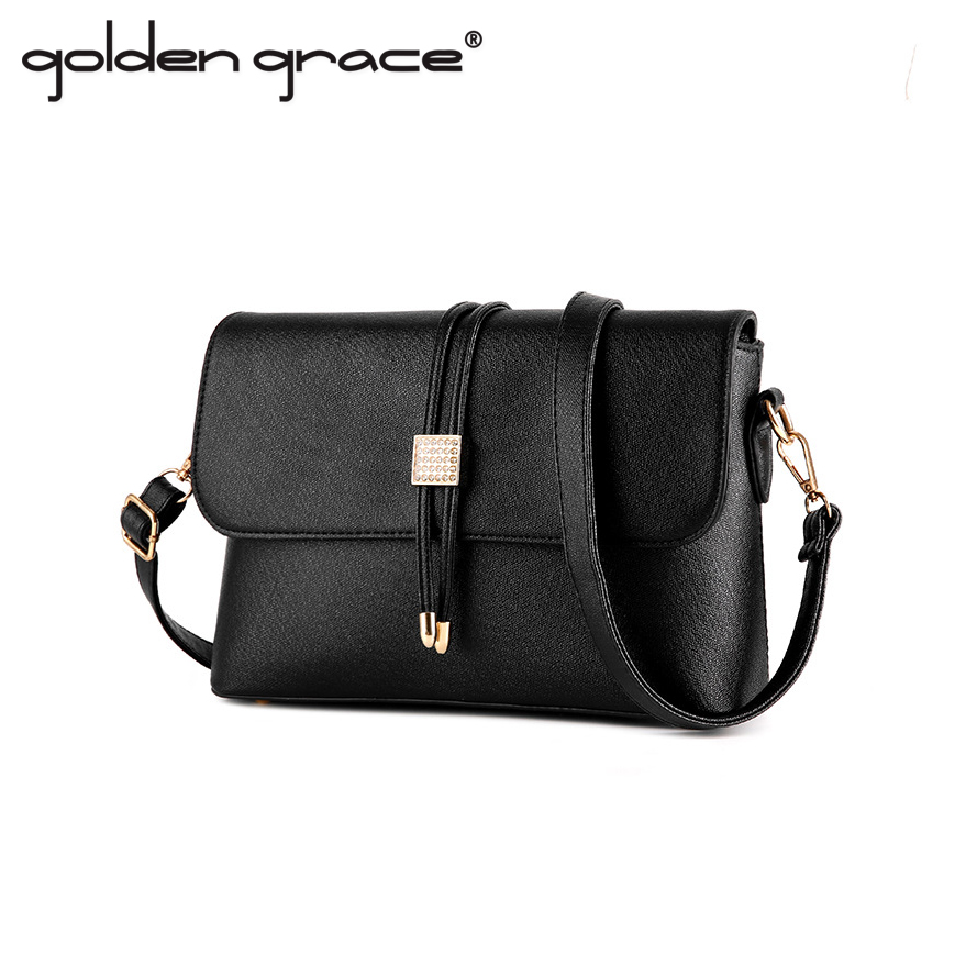Leather Versatile All Match Diamond Bags 2016 Women font b Handbag b font Shoulder Color Block