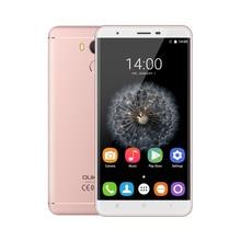 Oukitel U15 Pro 5.5 inch 3 ГБ Оперативная память 32 ГБ Встроенная память 16.0MP 2.5D HD Android 6.0 MTK6753 Octa Core 1.3 ГГц OTG fin G erprint 4 г мобильного телефона