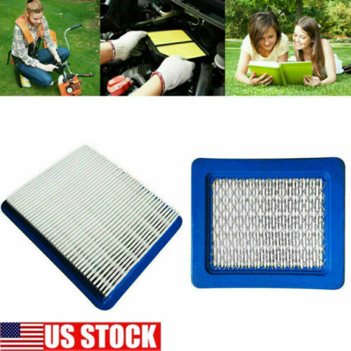 1 X Air Filter Lawn Mower Filters For Briggs Stratton 491588 491588S 399959