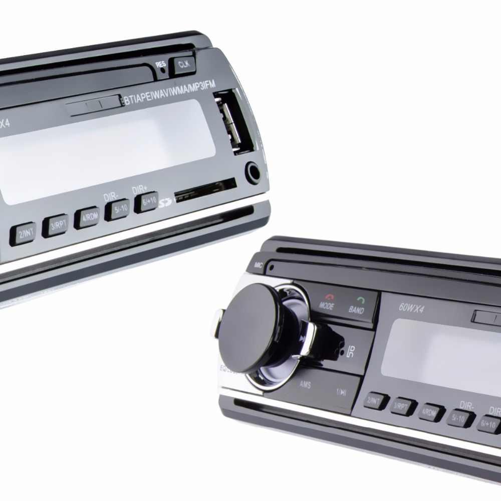 Viecar Bluetooth รถ MP3 Player/วิทยุ FM สเตอริโอ USB/SD In Dash SLOT AUX อินพุตจัดส่งฟรี