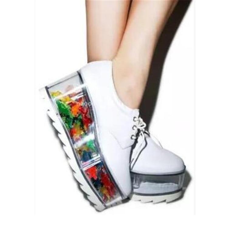 Zapatillas de deporte de plataforma plana de moda para Fondo transparente, zapatos de diseñador con contenedor transparente, zapatos de punta redonda, mocasines informales con cordones para mujer Zapatos náuticos de cuero de color verde militar para hombre, zapatos con cordones a la moda, enredaderas planas de 46, mocasines, zapatos de cuero genuino para hombre, zapatos informales mocasín