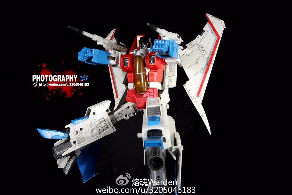 Robot Hero CD01 MP Starscream Weapon upgrade kit,In stock!
