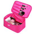 BAGINBAGTravel Cosmetic Bag Female Portable Cosmetics Storage Box Finishing Bag Nylon Organizador Bolsa Neceser Mujer