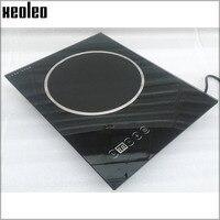 XEOLEO электрическая керамическая плита 2000 Вт Бытовая Радиационная индукционная плита подходит для любого горшка Сенсорная панель одинарная