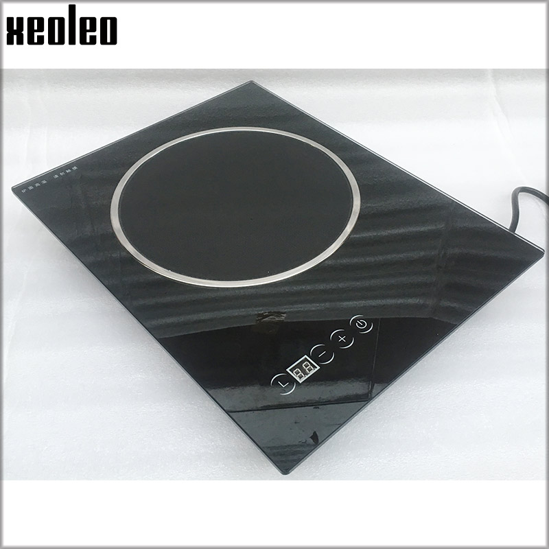 XEOLEO Electric Ceramic Cooker 2000W Household Radiation free induction cooker suitable for any pot Touchpad Single