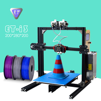 High Quality Cheap 3D Printer DIY Prusa 3 ET I3 High Accuracy High Resolution School Education