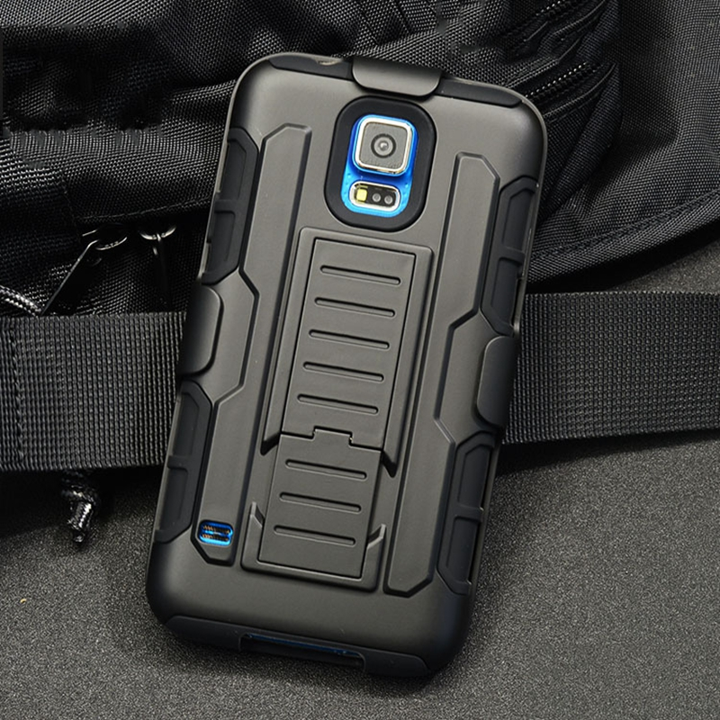 finest selection cd923 b141f US $4.69 |BROEYOUE Armor Hard Case For Samsung Galaxy S5 Mini Case For  Samsung Galaxy S5 Mini G800 G800F G800H S5 Active G870 I9600 Case -in  Fitted ...