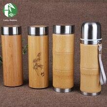 400 ml Edelstahl thermosflaschen für wasser-flaschen reise kaffee tassen tee thermische becher becher Thermocup wasserflasche