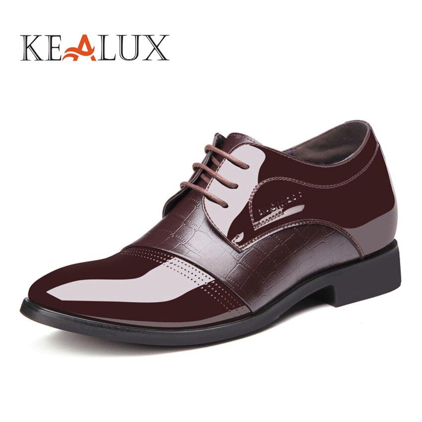 ⊰Kealux модные Пояса из натуральной кожи Официальные ботинки для ... 31e7925d42e