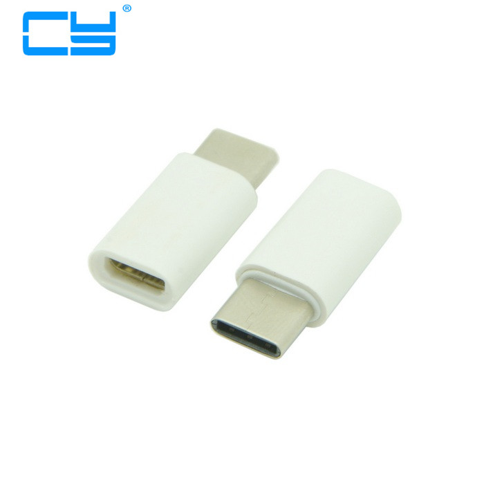 USB 3.1 Type-C Male to Micro USB Female USB-C Cable Adapter Type C Converter For Macbook Nokia N1 ChromeBook Nexus 5X 6P
