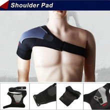 Дышащая защита для плеч эластичный бинт подплечники Кинезиология, спортивная лента защитный бандаж для одного плеча