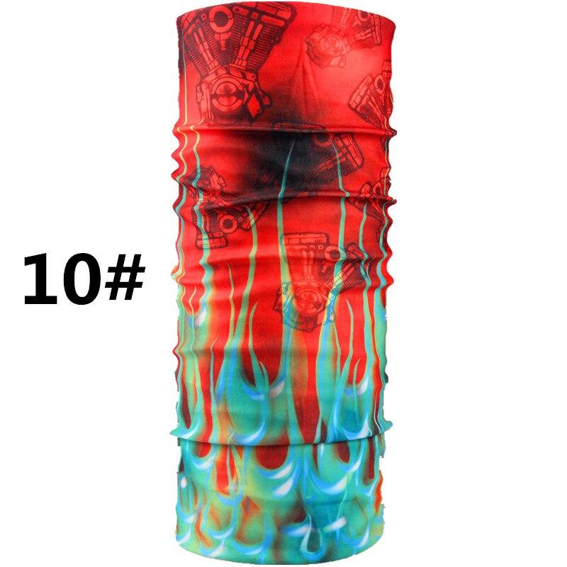 Head-Scarves Neckerchief Face-Polar-Bandana Magic Fashion Seamless Sunscreen Microfiber