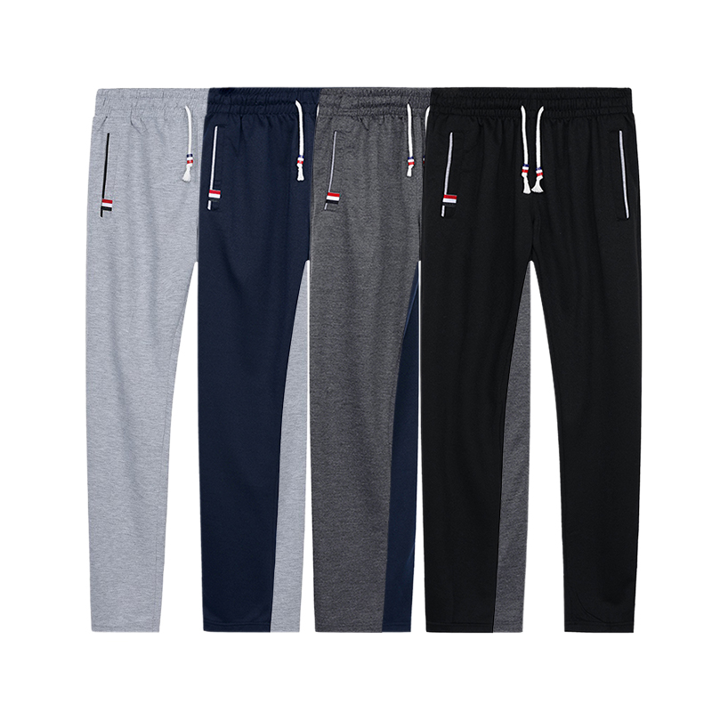 Men Pencil Pants Harem 2019 Casual Sweatpants Mens Elastic Joggers Tracksuit Bottoms Fitness Cotton Loose Male Trousers Pants