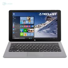 Teclast Windows10 + Android5.1 TBook 11 10.6 pulgadas 4 GB/64 GB 2in1 Ultrabook Tablet PC Intel Trail Cereza Z8300 1.84 GHz HDMI