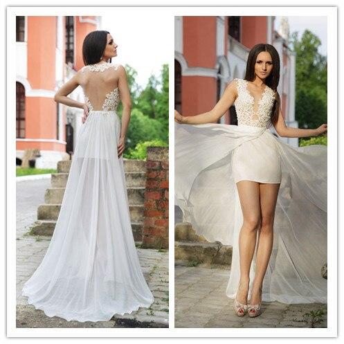 Popular Casual Beach Wedding Dresses Cheap-Buy Cheap Casual Beach ...