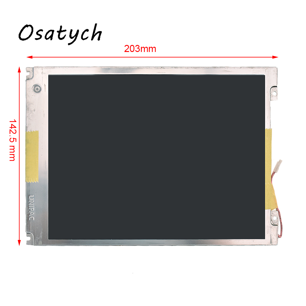 For AUO 8.4 Inch G084SN03 V0 LCD Screen Display Panel With CCFL 1pcs 800(RGB)*600 1pcs 24 inch 100