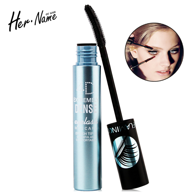 Longlasting curling 3d cat black brand makeup eye Mascara thick Waterproof Lengthening natural makeup Cosmetics Curl Eyelash