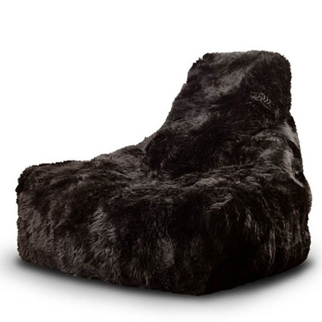 Free Shipping Fur Beanbag Covers Without Filling Big bean bag chairs for adults largest bean bag chair online