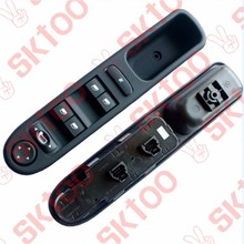 цены Electric car electric window switch folding window glass lift switch  for peugeot 307 power window switch
