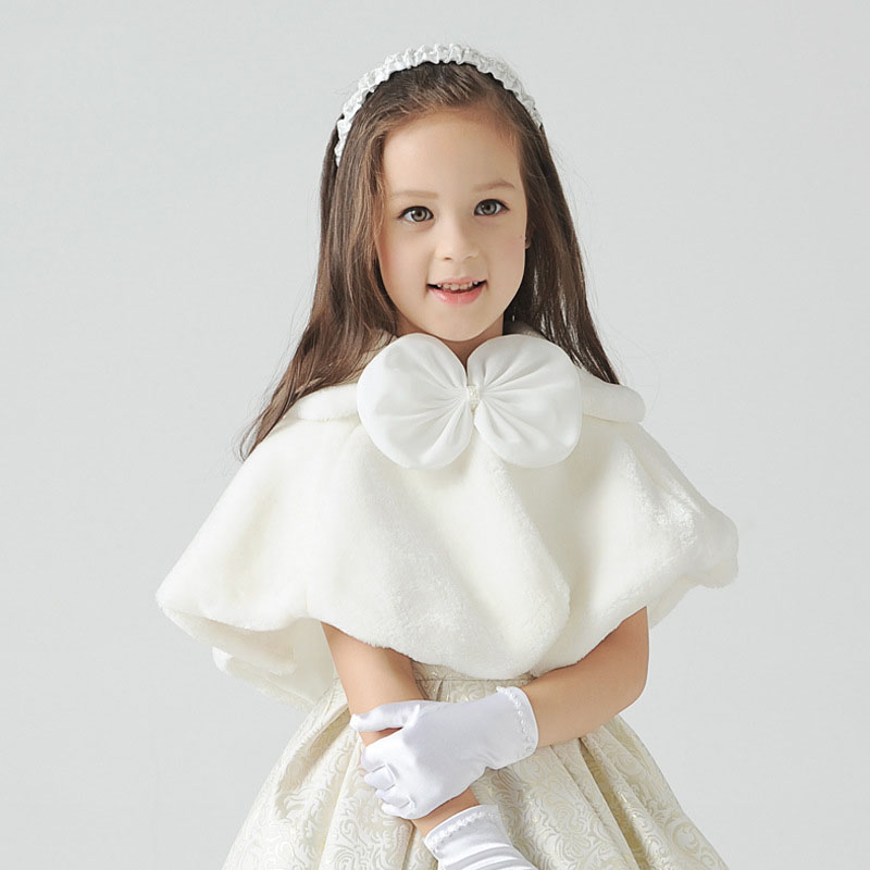 Popular Girls Fur Capes-Buy Cheap Girls Fur Capes lots from China ...