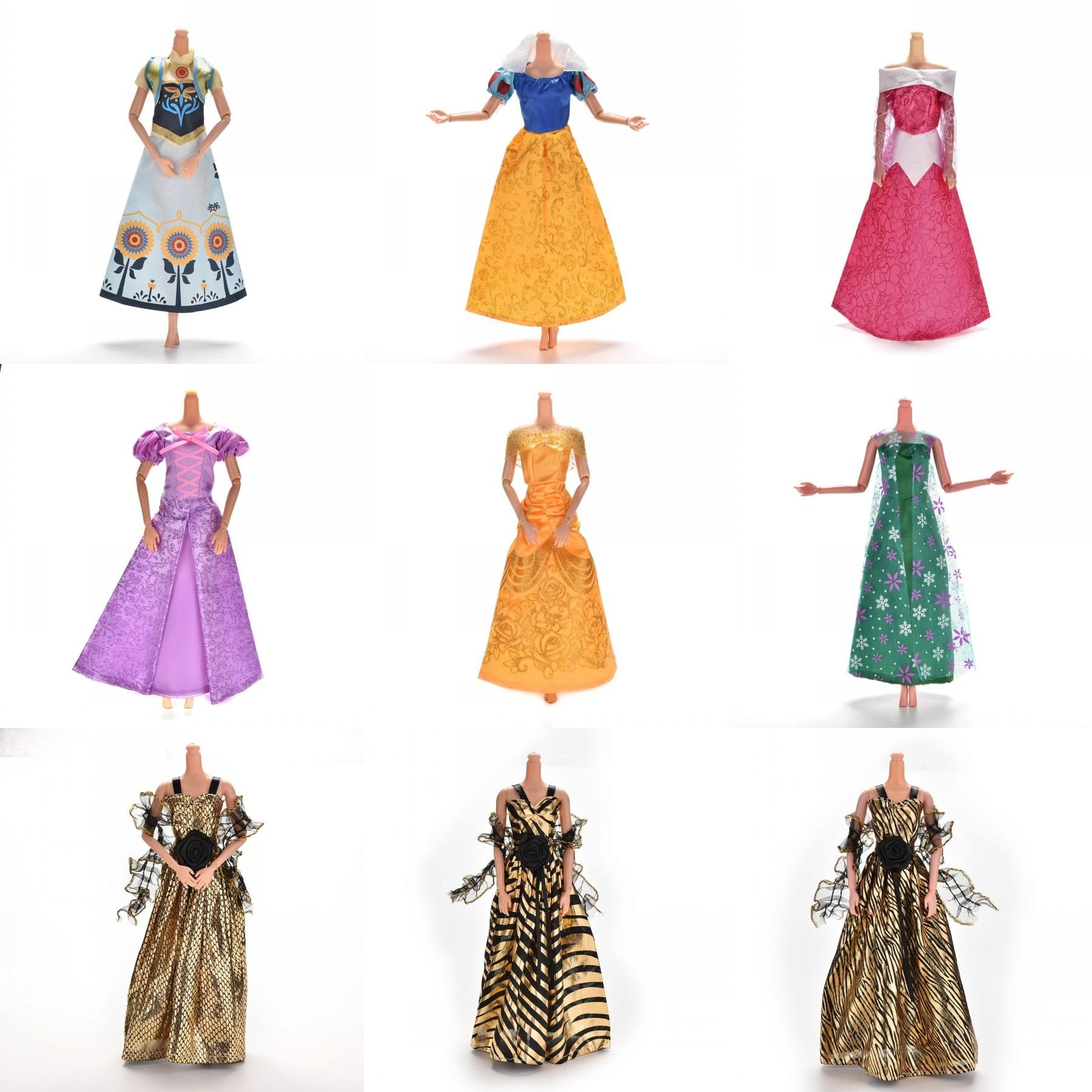 Abiti Da Sposa Fai Da Te.27 Centimetri Bambola Di Abbigliamento Fatti A Mano Fai Da Te