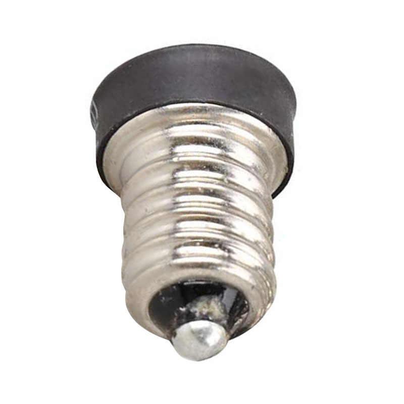 1 Pc E14 to E12 Base Adapter Converter Lamp Holder Lamp Adapter GQ999