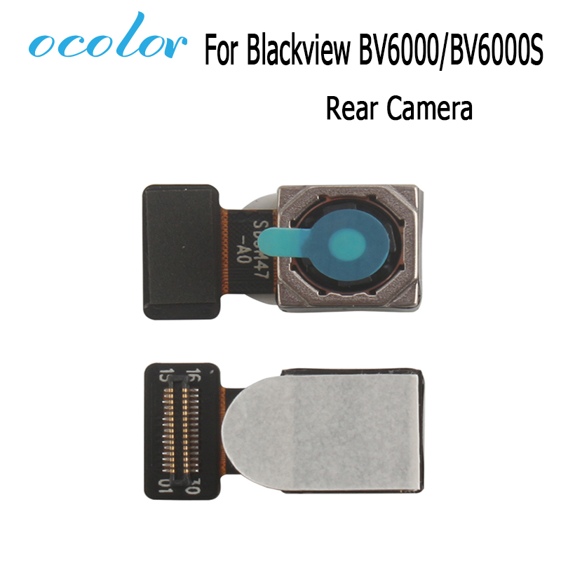 ocolor For <font><b>Blackview</b></font> <font><b>BV6000</b></font> BV6000S Photo Rear Back Camera Module Phone Repair <font><b>Parts</b></font> Replacement For <font><b>Blackview</b></font> <font><b>BV6000</b></font> BV6000S image