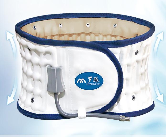 Lumbar Traction Belt Pain Lower Massager Medical Decompression Back Belt Device Back Brace Supports font b