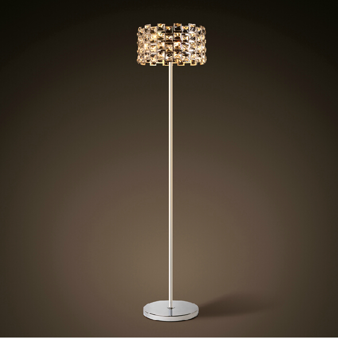 Online Buy Wholesale Crystal Floor Lamp From China Crystal