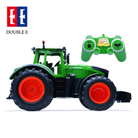 RC Truck 1:16 Trailer Dump Harvest 4 Wheel RC Tractor 2.4G Remote Control Tractor Engineering Vehicles Model Toys