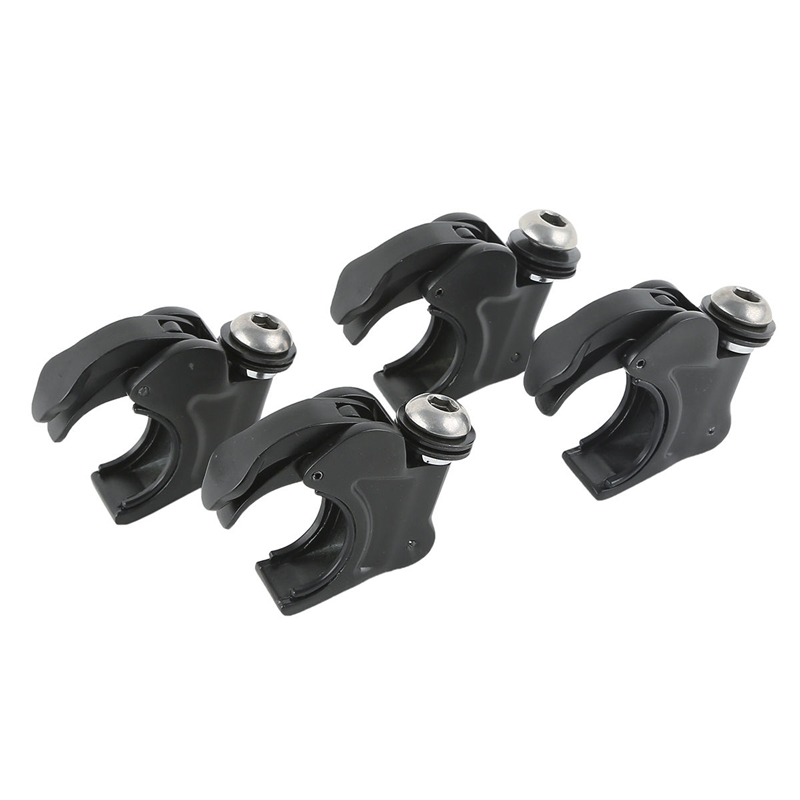 39mm Quick Release Windscreen Clamps For Harley Dyna Sportster Custom TCMT Motorcycle Accessories