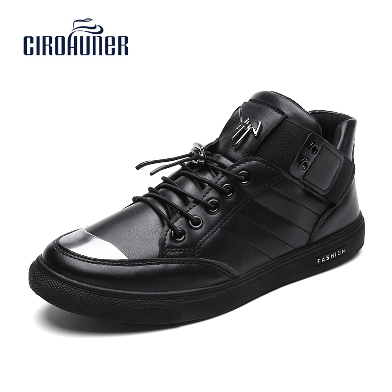 CIROHUNER Men Casual Sho Men's Low Shoes from Leather Men Bussiness Shoes Handmade Leather Men Shoes Breathable Flat Lace Up 2017 simple common projects breathable lace up handmade leather shoes casual leather shoes party shoes men winter shoes