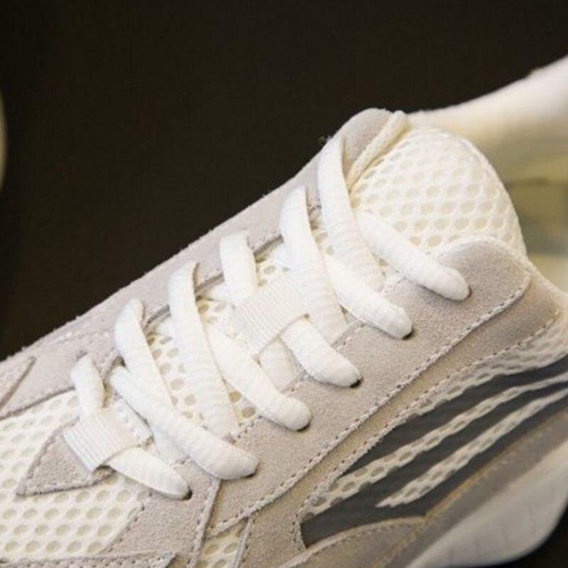 35 Femmes Chaussures D'air Taille 43 Adolescent Beige Vulcanisées Croix Chaude blanc Épais Srtap Ins Fond Carzicuzin noir Mode Coussin lF1uJ5c3KT