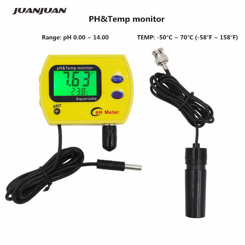 10 Buah/Banyak Oleh DHL FedEx PH Meter TDS Tester Mengukur Kualitas Air 0.01 0-14 Tahan Lama Akuarium Portable Keasaman saku Acidimeter