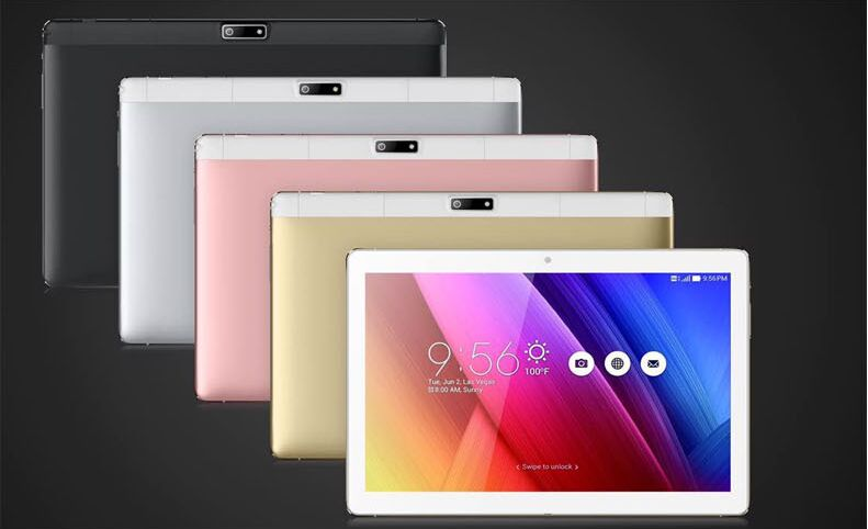 Original Android 7 0 Metal shell Tablets PC 10 1 inch IPS 1920 1200 Octa Core