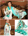 2015 spring new 100%silk chinese style scarf ,fashion long scarf
