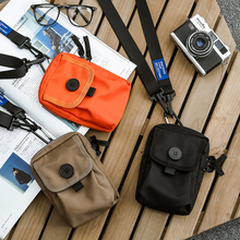 YIFANGZHE Small Crossbody Bag Fashion Cell phone Bag,  Waterproof Storage Phone Pouch Handbag with Shoulder Strap for Men /Women