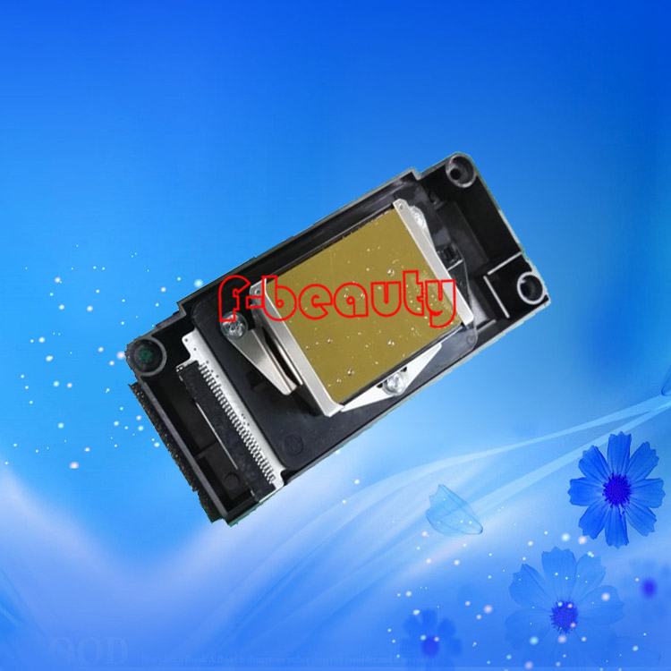 New Original Solvent Print Head F186000 Printhead For Epson DX5 Astarjet Micolor Gongzheng witcolor galaxy printer 2nd Locked