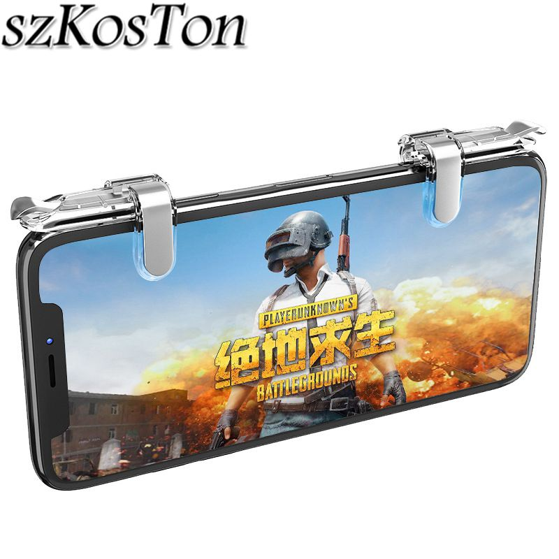 Aliexpress.com : Buy Latest Generation 1 Pair Left Right Controller For PUBG Mobile Mini L1 R1
