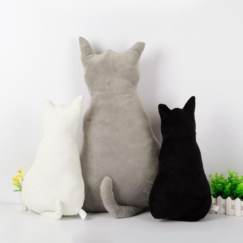 Poduszka Akcesoria Kreatywna Alicja Powrót Kotów Koty Duże