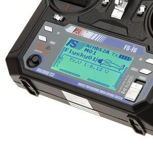 Image 3 - Original Flysky FS i6 FS I6 2.4G 6ch RC Transmitter Controller FS iA6 / FS iA6B Receiver for RC Racer Glider Drone/Aircraft