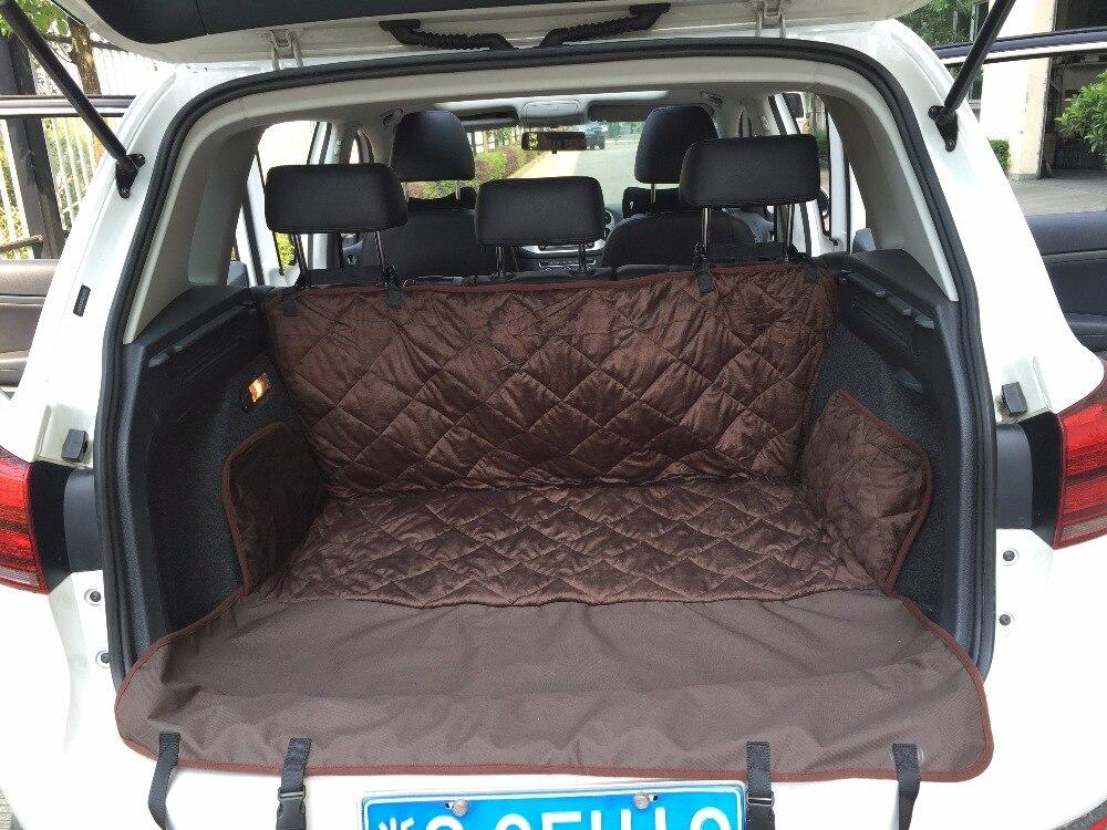 Dual use Dog car seat cover car seat for dog SUV dog Car Trunk Cargo ...