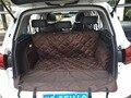 Bota Pet Tampas de Assento do carro À Prova D' Água Curto Pelúcia Tecido Acolchoado Interior do carro Acessórios De Viagem de Carro Tampas de Assento Esteira para Animais De Estimação cães