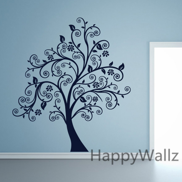 Tree Sticker Wall Decor