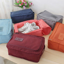 Packing cubes travel bags hand luggage bag for women men duffle maletas de viaje sacoche homme cube shoes pouch designer(China)