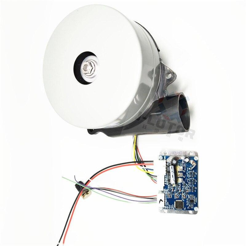14.5kPa 30CFM 24В 48В воздушный насос надувной воздушный шар DC вентилятор + контроллер пылесос и сеялка или спрей дезинфекция