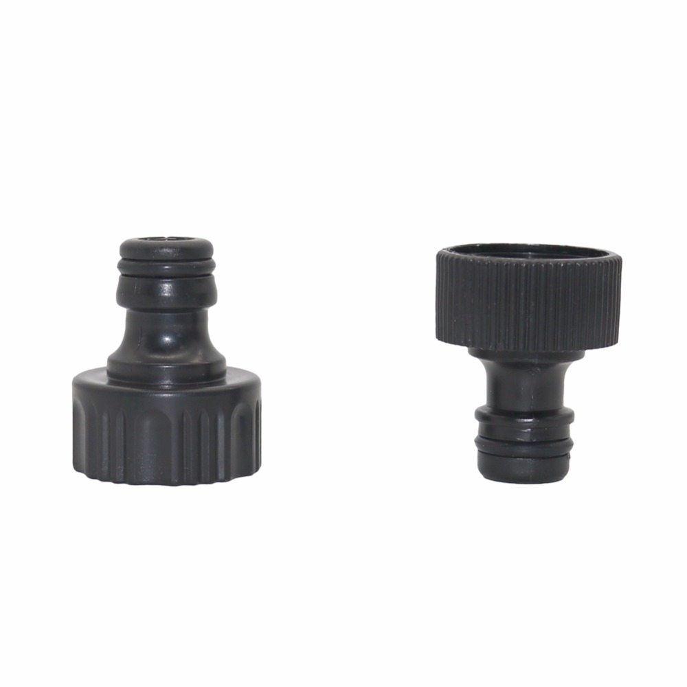 """5 pcs 3/4"""" Female Thread Connector Quick Connectors Tap Swivel Nipple Joint Water Pipe Connection Garden Irrigation Systems tool
