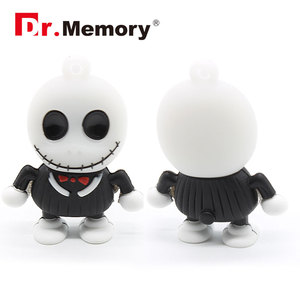 Image 2 - Funny USB Flash Drives Skull Skeleton Pendrives 32GB 4GB 8GB 16GB Pen Drive Personalized Memory Stick I Flashdisk Creative Gifts