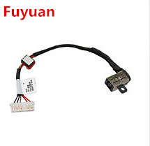 New Laptop For Dell Inspiron-15 5555 5558 5559 3459 v3558 v3559 5458 5459 DC Jack Power Cable ноутбук dell inspiron 3558 3558 5216