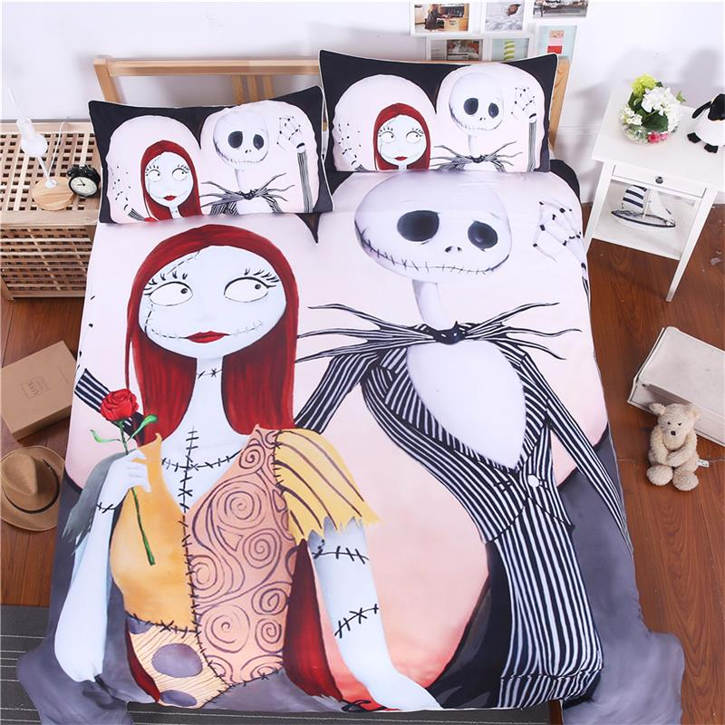 Nightmare Before Christmas Duvet